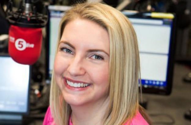 Anna Foster Radio 5 Live - Twitter