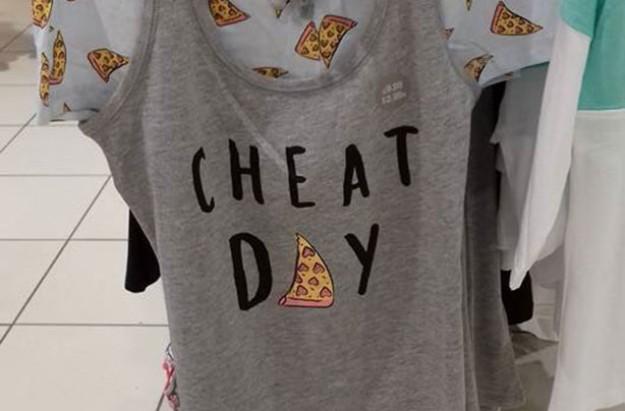 New Look cheat day pyjamas