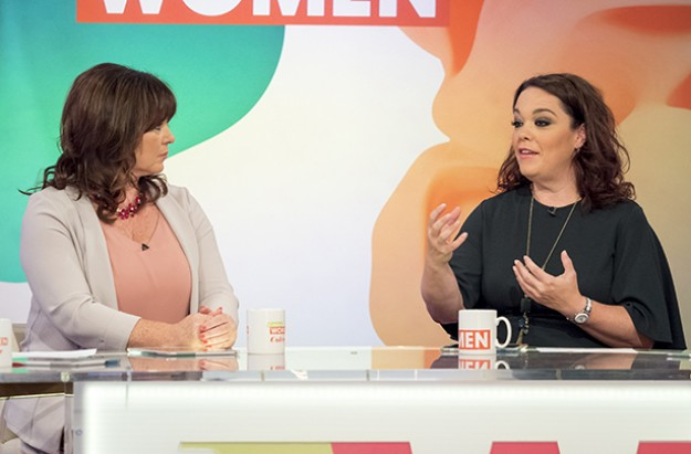 lisa riley this morning cancer