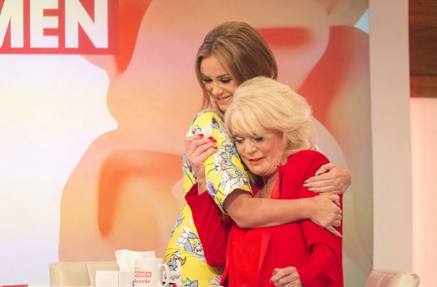 Sherrie Hewson, Vicky Pattison, Loose Women