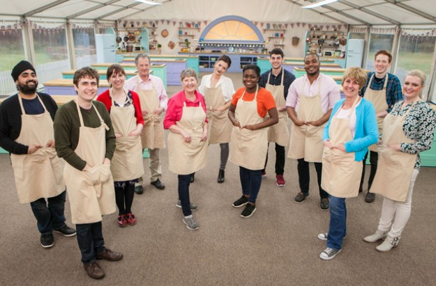 Bake Off Contestants All