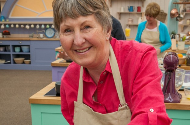 Bake Off Contestants Val