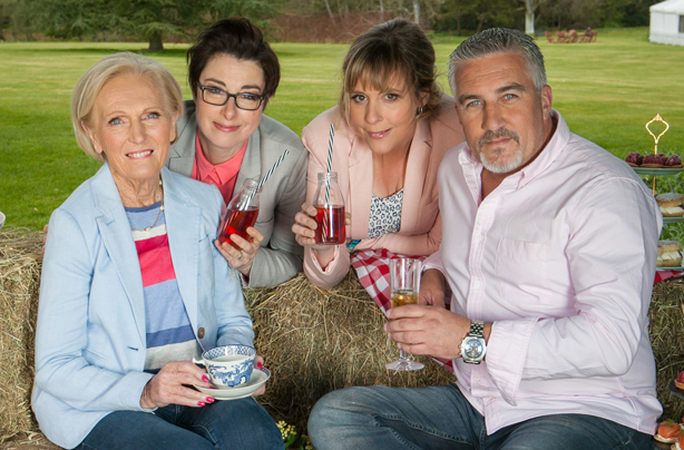 BBC Developing a British Bake Off-Like Cooking Show