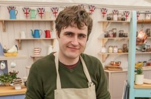 Bake Off Contestants Tom