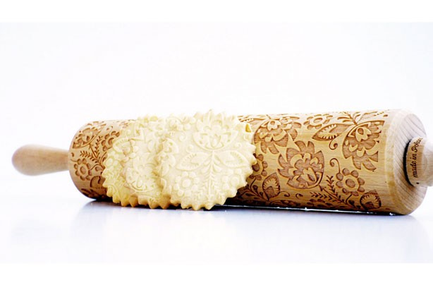 Folk Embossing Rolling Pin, £26.87