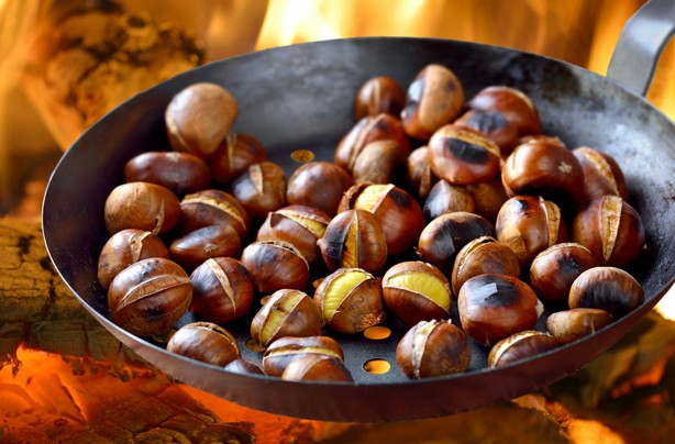 How to cook chestnuts