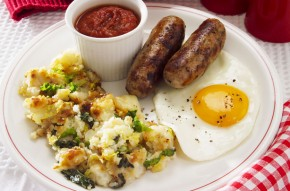 breakfast bubble and squeak