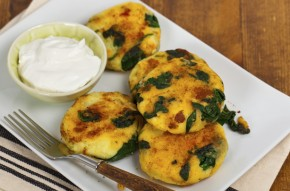 Healthy bubble and squeak