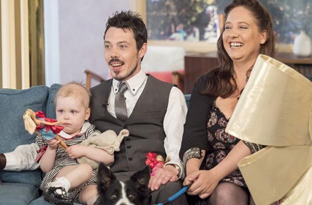 Dog spots toddler's cancer