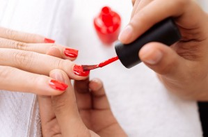 Nail polish hacks