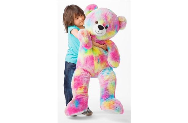 Multicoloured Bear