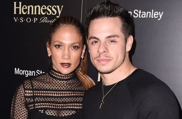 Jennifer Lopez and Casper Smart split