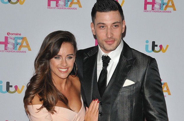 Georgia May Foote, Giovanni Pernice