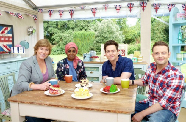 Junior Bake Off Nadiya judge