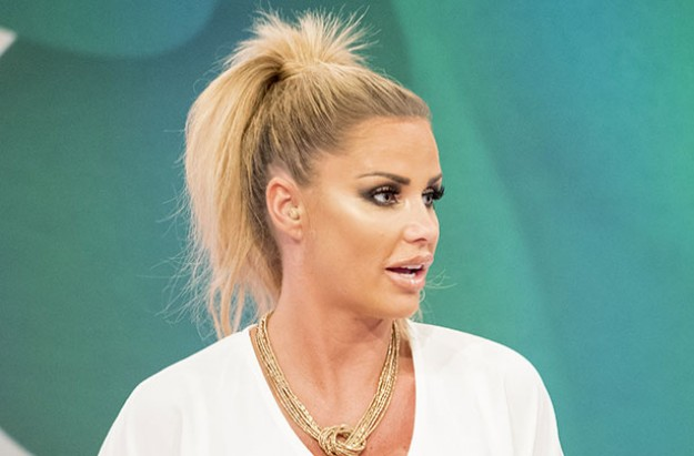 Katie Price posts pictures of Princess
