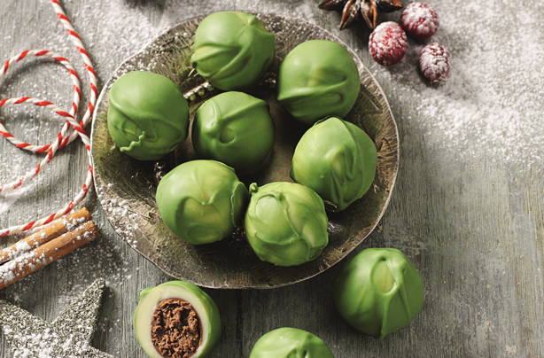 Brussel Sprouts Chocolates Tesco