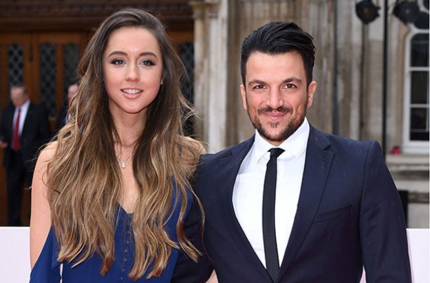 Peter Andre opens up about grief