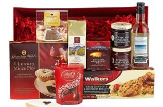 Christmas food hampers 2016 under £30