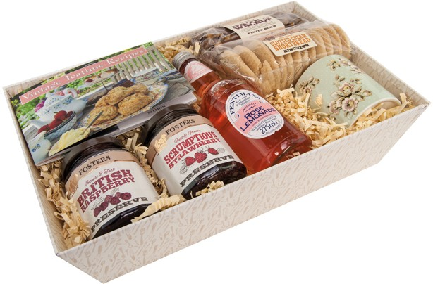 Christmas food hampers 2016 under £30