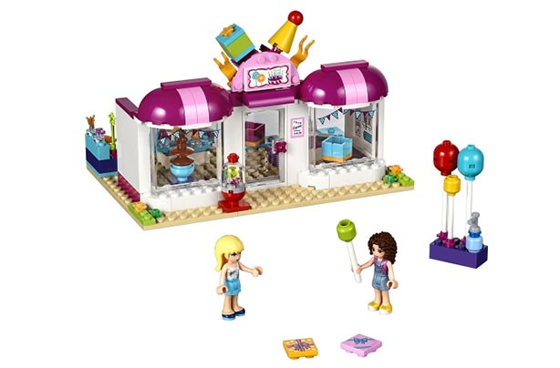top christmas toys 2016 Lego Friends Heartlake party Shop