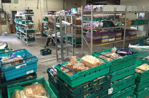 Food waste supermarket UK