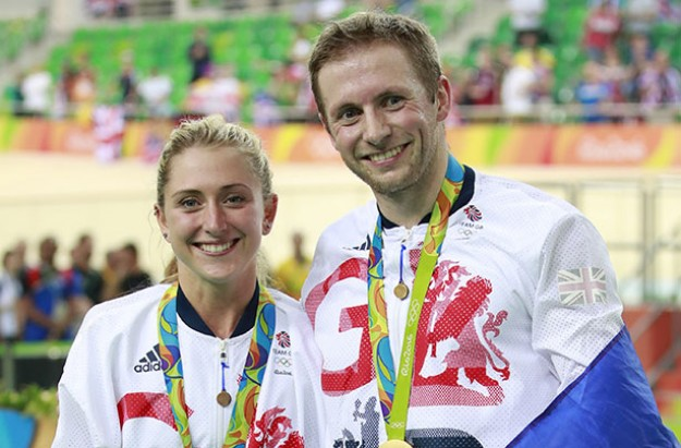 Laura trott and Jason Kenny marry