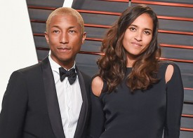 Pharrell Williams and Helen pregnant