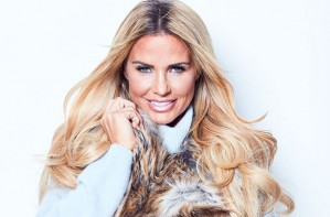 Katie Price Essentials shoot