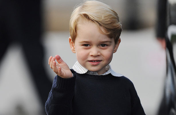 Prince George Had the Cutest Role in His School's Nativity Play
