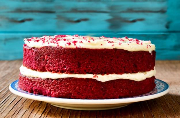 Red velvet cake recipe - goodtoknow