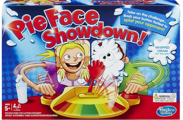 top christmas toys 2016 Pieface Showdown