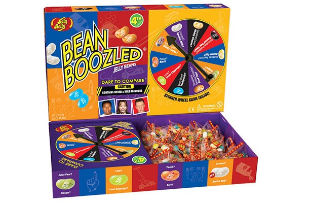 top christmas toys 2016 Jelly Belly Beanboozled Giant Spinner Game