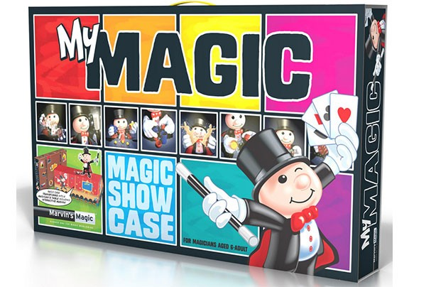 top christmas toys 2016 Marvins Magic My Magic Showcase