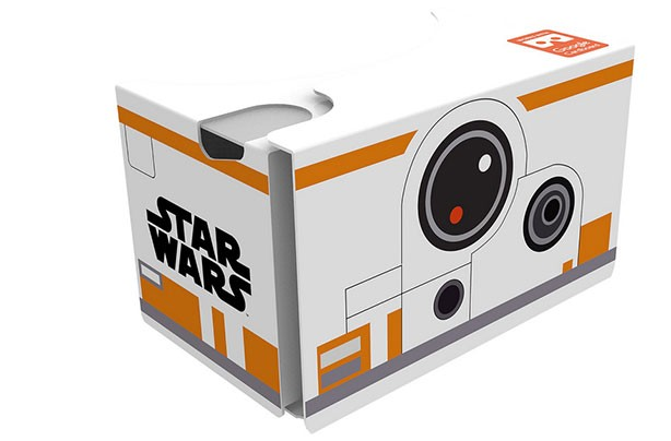 top christmas toys 2016 Star Wars BB8 Virtual Reality Viewer