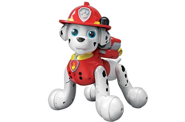 Top Christmas toys 2016: Paw Patrol Zoomer Marshall