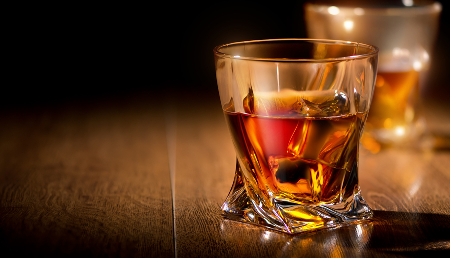 Drinking Whiskey With Warm Water