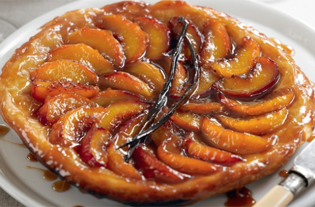 Easy tarte tatin french recipe