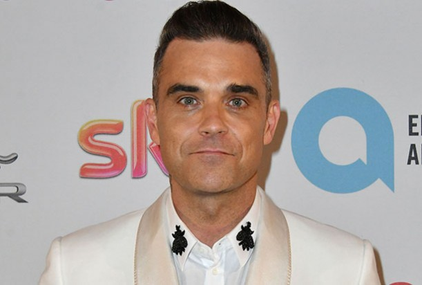 Robbie Williams is suffering from arthritis