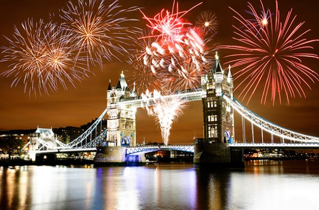 Fireworks UK 2016