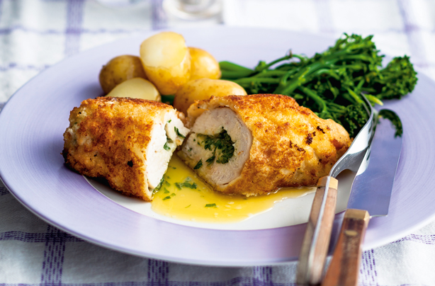 Chicken Kiev recipe recipe - goodtoknow