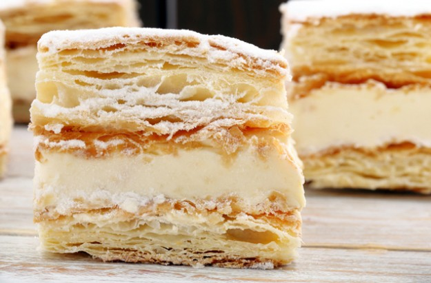 Michel Roux's rough puff pastry