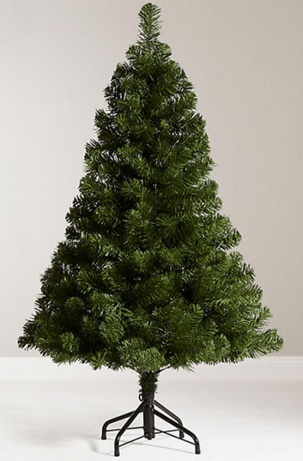 Small Artificial Christmas tree, �25, John Lewis