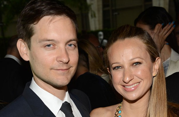 Toby Maguire and Jennier Meyer split
