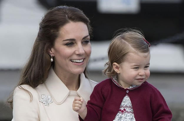 Kate M and Charlotte