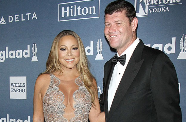 Mariah Carey and James Packer split