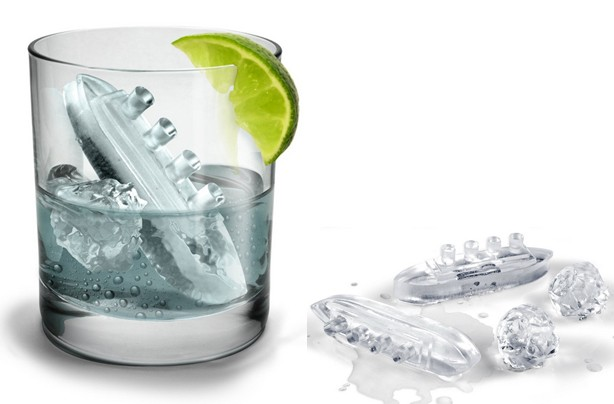 Fred GIN AND TITONIC Ice Cube Tray