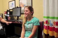 Breanna cochlear implant video