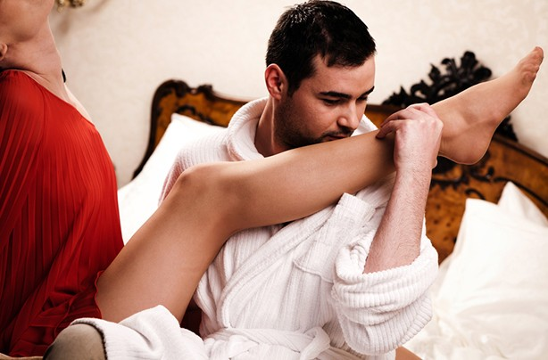 Foreplay tips: 16 foreplay ideas