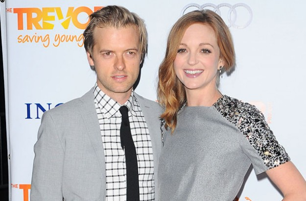 Jayma Mays and Adam Campbell Welcome Son