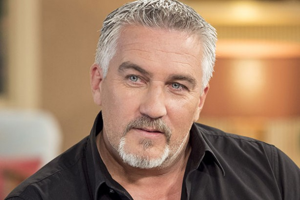 Paul Hollywood Bake Off